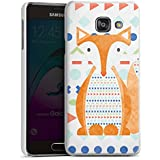 Samsung Galaxy A3 (2016) Housse Étui Protection Coque Renard Animal Motif