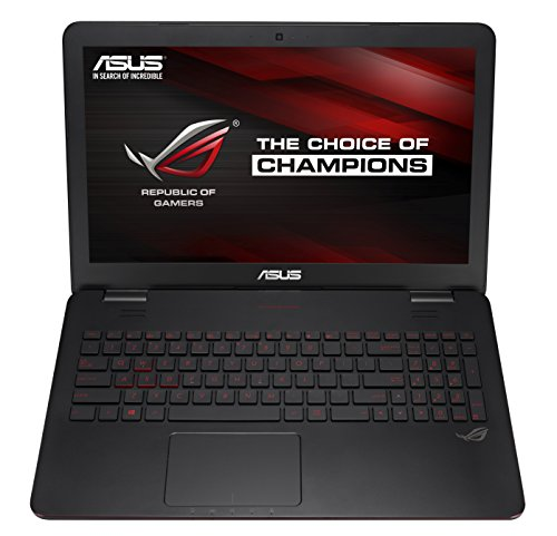Asus Rog GL551JW-DS71 Laptop (Windows 8, 6GB RAM, 1000GB HDD) Black Price in India
