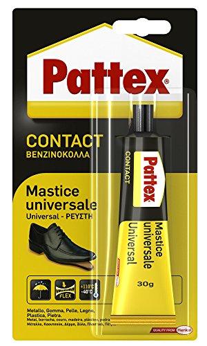 Pattex Cola de contacto universal instantánea multiusos, a prueba de agua, 30 gr
