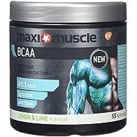 MaxiMuscle BCAA Powder, 330 g, Lemon and Lime