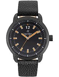 Louis Villiers Reloj Analogico para Hombre de Automático con Correa en Cuero LV1088