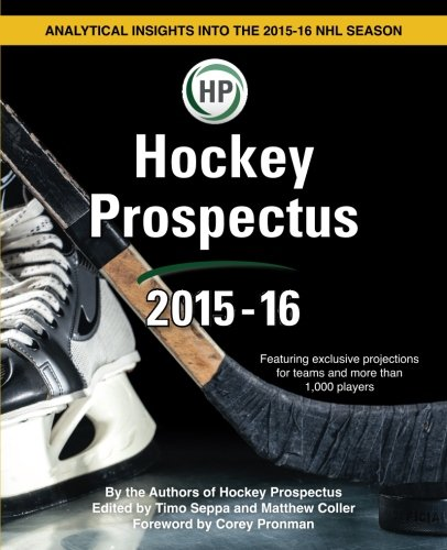 Hockey Prospectus 2015-16 por Timo Seppa
