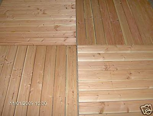 Holz-Fliese cm x