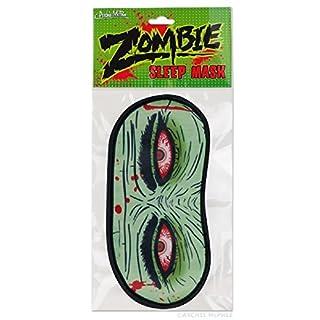 American Science & Surplus Zombie Eyes Undead Novelty Sleep Mask (Mask/Headpiece