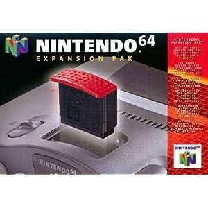 Nintendo 64 – Expansion Pak