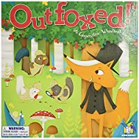 Gamewright CSG-OUTF GWT418 Game, Multicolour, Standard
