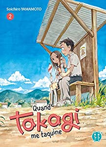 Quand Takagi me Taquine Edition simple Tome 2