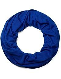 styleBREAKER fular de tubo jersey monocolor, chal, pañuelo, unisex 01016115