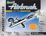 Revell 39108 Airbrush Master class - Pistola para aerógrafo profesional