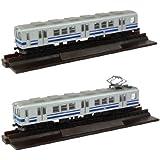 Colecci?n de trenes Set 2-Car Konan serie de trenes 6000 cintur?n azul (jap?n importaci?n)