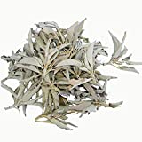 Qaromas Purificatore e incenso - Salvia Bianca - Salvia Apiana - Incenso White Sage 1 kg