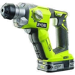 Ryobi r18sds-l25s Perforateur-burineur, vert