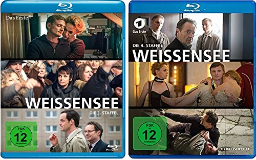 Staffel 3+4 [Blu-ray]