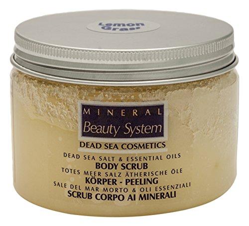 Beauty System Öl Körper Peeling Zitronengras, 1er Pack (1 x 300 ml)