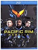 Pacific Rim: Uprising [Blu-Ray] [Region Free] (English audio. English subtitles)