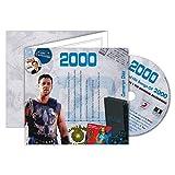2000 Geburtstag oder Jahrestag Geschenke in 2018 ~ Hit Music Of 2000 und Grußkarte; A Time To Remember, die klassische Jahren ~ 2000