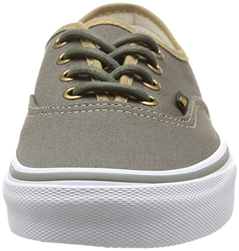Vans U AUTHENTIC (SURPLUS) BTTRN Unisex-Erwachsene Sneakers Grau (Surplus) Bttrn EY5)