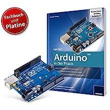 Arduino in der Praxis plus Original Arduino-Uno-Platine im Bundel