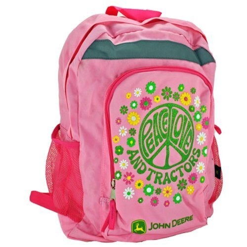 john-deere-peace-youth-16-inch-pink-backpack