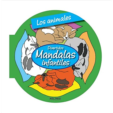 Los animales (Mandalas infantiles)