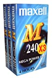 Maxell M240 Video Tape