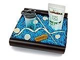 Muskelaufbaumittel - Fitnessbox - Potful Power Premium (Contigo Shake & Go Fit BPA freie Trinkflasche + organische Mahlzeit Potful Power 200g) - Geschenkbox