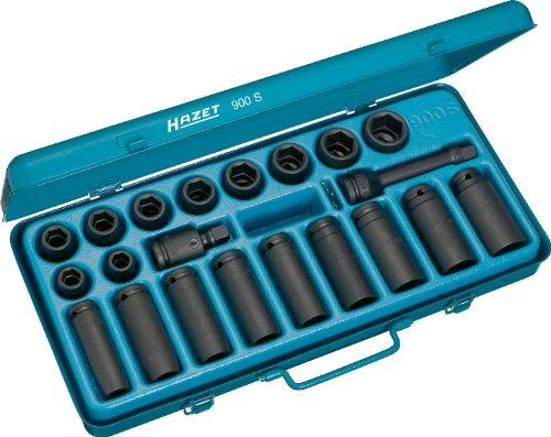 HAZET 900S Kraft-Steckschlüsseleinsatz-Satz