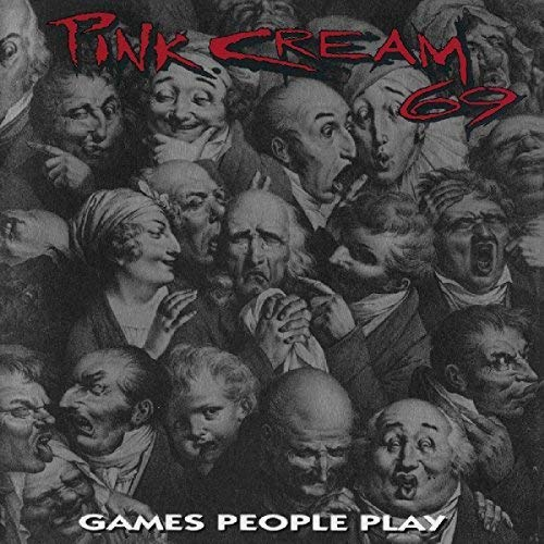 Games People Play Pink Cream