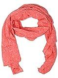 Seiden-Tuch Blumenwiese - Hochwertiger Schal für Damen Mädchen - Halstuch