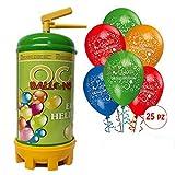 ocballoons - 6 Bombola Elio per palloncini 1,8 LT immagine