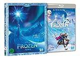Frozen 2D+3D Blu-ray 2disc(Region A)