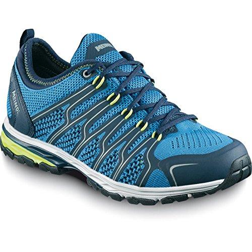 MEINDL X-SO WAVE GTX GORE TEX scarpe da escursioni Scarpe Uomo TREK King - 65 azurblau/gelb