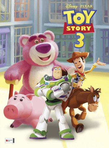 Toy Story 3: Das Buch zum - Story Hardcover Toy