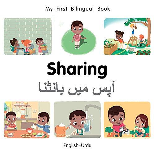 My First Bilingual Book-Sharing (English-Urdu)