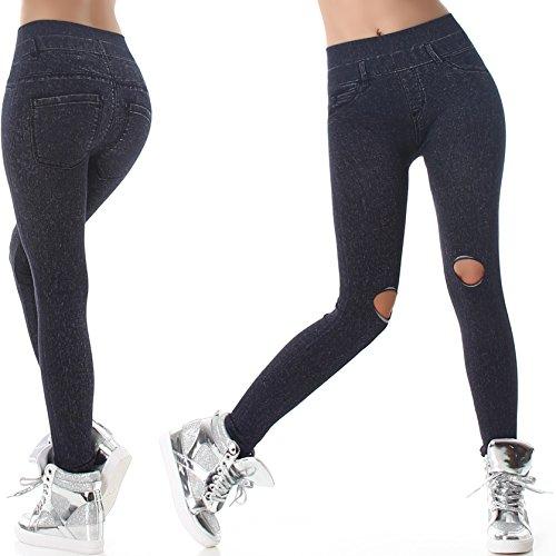 SL1 - Legging de sport - Skinny - Femme (8) Anthrazit