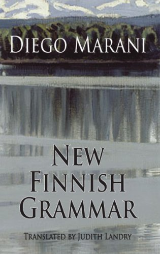 New Finnish Grammar (Dedalus Europe 2011) by Diego Marani (2011-09-01)