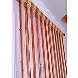 Home Sazz Single Window Beaded String Cu...