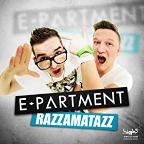 E-Partment-Razzamatazz (Remixes)