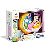 Baby Clementoni - Disney Baby - Proyector Minnie Magical Stars