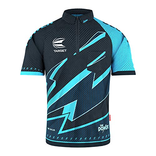 Target Darts Coolplay Phil 'The Power' Taylor Pro Darts Shirt M