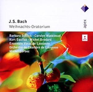 Weihnachtsoratorium Christmas Oratorio - Js Bach by Apex/Warner Classics