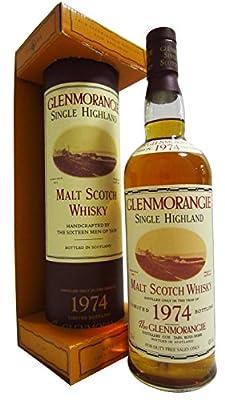 Glenmorangie - Highland Single Malt - 1974 21 year old