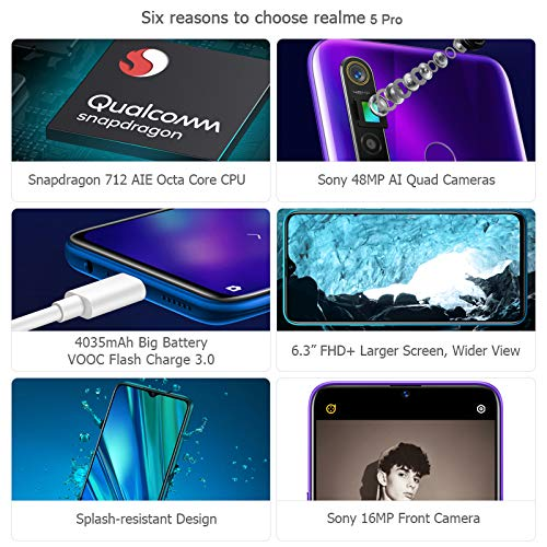 Zoom IMG-3 realme 5 pro smartphone cellulari