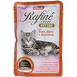 Animonda Rafine Soupe Kitten mit Pute, Herz plus Karotten, 24er Pack (24 x 100 g)
