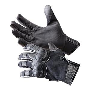 5.11 Tactical Hard Times, Handschuhe, Herren, 59354, Schwarz , XL