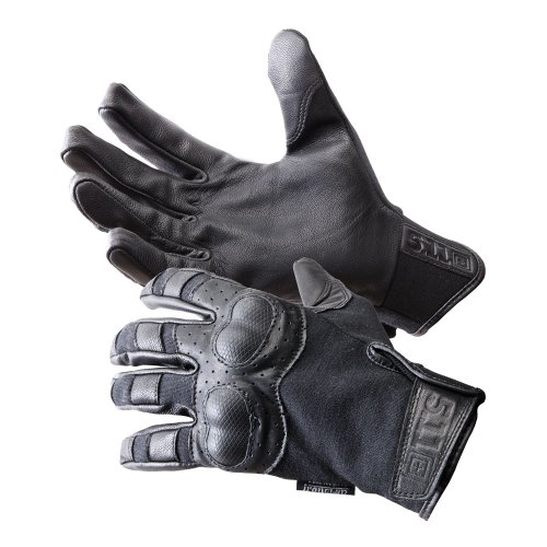 5.11 Tactical Hard Time Glove - Black - X Large