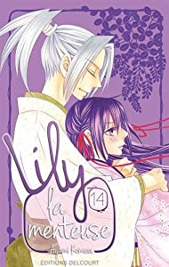 Lily la menteuse Edition simple Tome 14