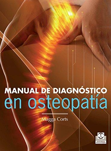 Manual de diagnóstico en osteopatía (Medicina) por Magga Corts