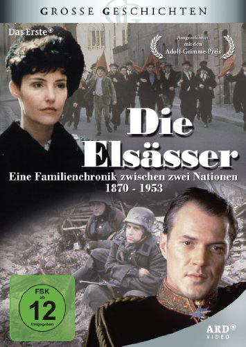 Bild von Die Elsässer - Große Geschichten - Neuauflage [2 DVDs]