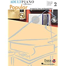 Adult Piano Adventures - Popular Book 2: Noten, Sammelband für Klavier